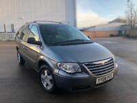 2008 CHRYSLER GRAND VOYAGER 2.8 CRD AUTO EXECUTIVE 7 SEATER TOP SPEC