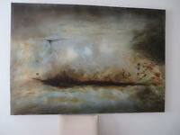 Special large painting