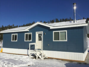 DOUBLE-WIDE MODULAR HOME For Sale, in Princeton BC, to be moved