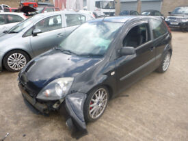 FORD FIESTA ZETEC S 1.6 3dr - AV56DZR - DIRECT FROM INS CO