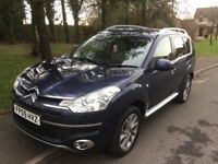 2009 Citroen C-Crosser Exclusve HDI-12 months mot-exceptional economy-service history-great value