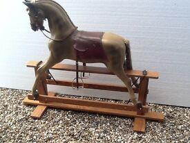 """Haddon rocking horse """"bracken"""""""