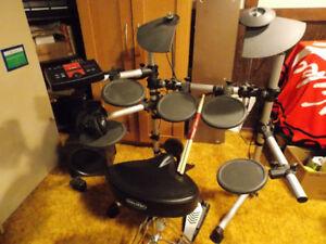 Yamaha DTXplorer Electronic Drums