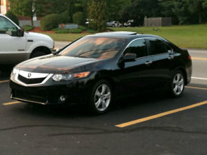 Mint 2011 Acura TSX Tech Package