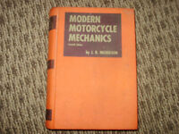 rare motorcycle books