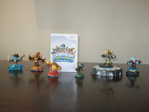 NEW PRICE Skylanders Swapforce with Portal and Guide