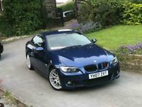 2007 BMW 3 Series 2.0 320i M Sport 2dr Convertible Petrol Manual