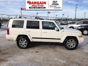 2010 Jeep Commander LTD,Dual Moon Roof,AWD,Hemi