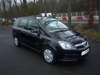 Vauxhall/Opel Zafira 1.6i 16v ( a/c ) 2006.5MY Club
