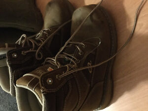 Women's work boots size 8