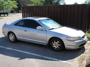 2000 Honda Accord sport Coupe $400 firm