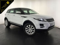 2015 RANGE ROVER EVOQUE PURE TECH ED4 DIESEL 1 OWNER FROM NEW FINANCE PX WELCOME