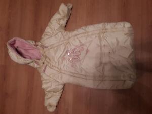 Baby Winter Snowsuit / Combinaison d'hiver pour bébé