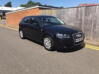 Audi A3 1.6 Special Edition 3dr SERVICE HISTORY 1 OWNER FROM NEW 2006 56 REG 101