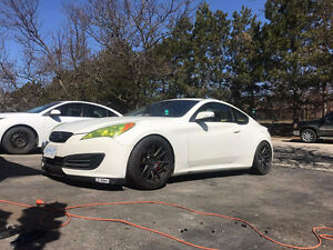 2010 Hyundai Genesis Coupe Gt track 3.8 Coupe (2 door)