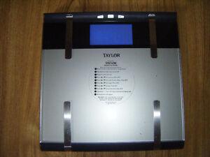 Taylor Body Analyzer Scale for sale