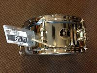 Snare Sonor Martini chrome de 12x5