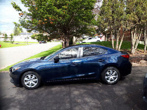 2014 Mazda 3 Lease Take-over -- 37,000 kms left!