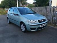 04-Fiat Punto 1.2 8v Active 5-DR 45000 Miles with service history