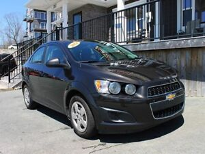 2014 Chevrolet Sonic LS / Auto / 1.8L I4 / FWD **Like New 14K**