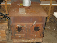 Airtight woodstove and wood furnace