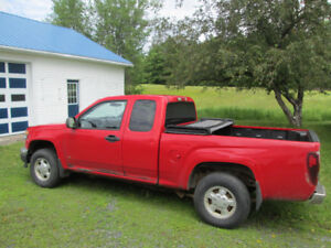 2007 GMC CANYON SLE (PARTS OR RE-BUILD)