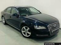 2011 Audi A8 4.1 TDI QUATTRO SE 4d 346 BHP Saloon Diesel Automatic