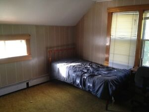 Furnished Room Available Now. 400.