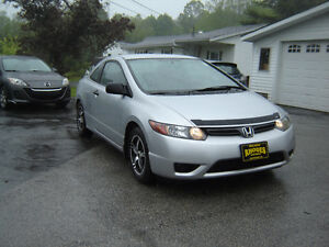 2008 HONDA CIVIC DX G  Coupe (2 door)