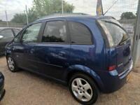 Vauxhall/Opel Meriva 1.6i 16v ( a/c ) 2008MY Design