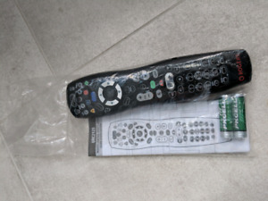 Remote Control for all: TV + Cable + DVD + Audio