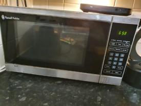 Russell Hobbs Microwave (800w)