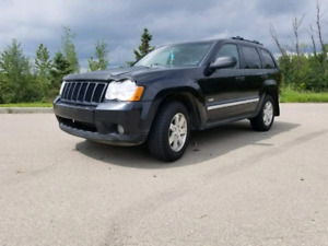 **GREAT GAS MILAGE!!** 2008 JEEP GRAND CHEROKEE DIESEL