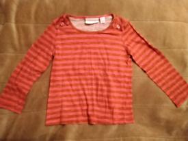 NEXT Girls Long Sleeved Top 4 Years
