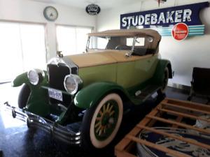 1928 Buick Deluxe Sport Roadster