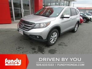 2012 Honda CR-V EX-L LEATHER - SUNROOF - ONE OWNER VEHICLE!