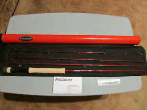 Brand new Sage Method 9ft 7 weight fly rod comes with warranty