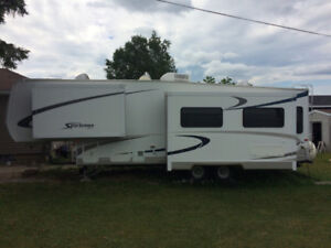 33' 2006 Sportsmen KZ 5th Wheel For Sale