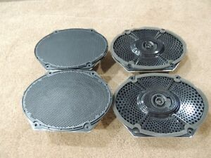 2005-2009 Mustang Front and Rear Speakers