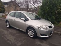 2008 Toyota Auris 2.0 D4D T3 6 Speed Lady Owned Service History