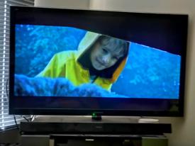 Panasonic 42 led tv