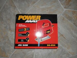 PowerMax Corded Jigsaw brand New in Box Never Used!!!