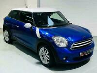 MINI PACEMAN 1.6 COOPER STARLIGHT BLUE COUPE 2013 PETROL MANUAL HATCH SUV