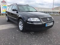 Volkswagen Passat 1.9 TDI estate excellent condition service history