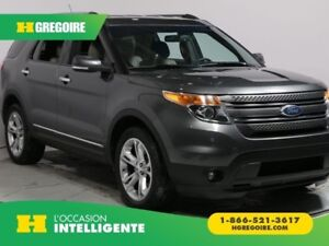 2015 Ford Explorer LIMITED 4WD AUTO A/C 7 PASSAGERS CUIR BLUETOO