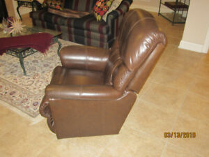 Lazy-Boy Leather Recliner –Relax in Style