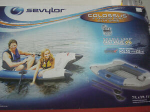 Bateau Gonflable Sevylor Colossus (Neuf)