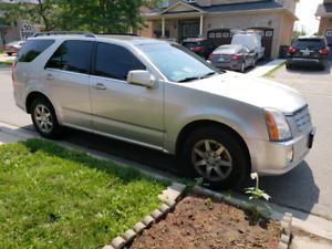 Mint Cadillac SUV Road Ready
