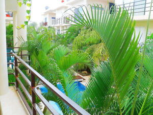 REDUCED RENT-Nov/Dec 2 bedroom, 2 baths condo - Playa del Carmen