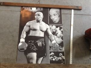 Full size posters, boxer, ufc, hockey, movies